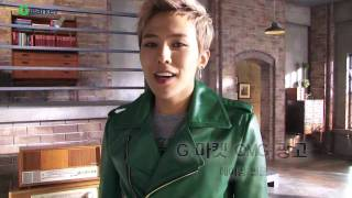 Gmarket CF 'OMG' Making Film (G-Dragon)