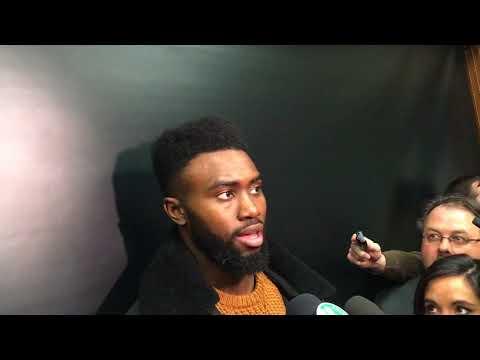 Boston Celtics' Jaylen Brown excited to speak at Harvard