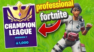 Best e-Girl In Fortnite Gets Champion League.. ($40 Million)