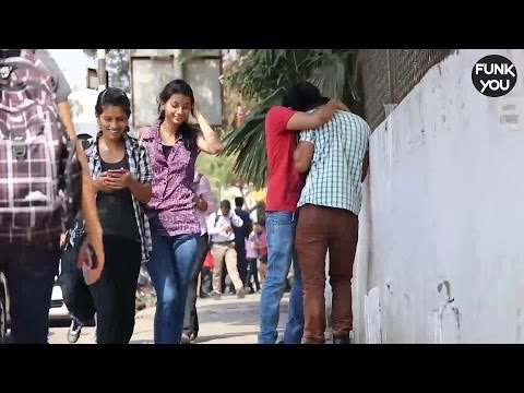 Desperate Gays On Street Prank In India By Funk You!