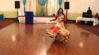 Prerna Luthra Dance Performance on 2016 New Year Punjab Insurance Party