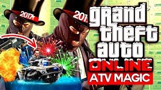 ATV-ul Magic! CURSE NOI!   GTA Online