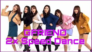 Download Video [Updated] ALL GFRIEND - 2x Speed Dance Compilation  (Newest - Oldest) MP3 3GP MP4