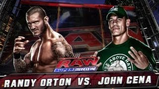 WWE 13 | Randy Orton vs John Cena