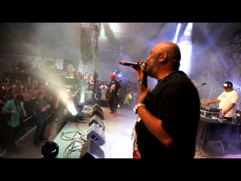 """Bun B (UGK) """"Int'l Players Anthem"""" Live at the Fader Fort SXSW 2013"""
