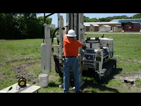 Geoprobe® SP16 Groundwater Sampling - Step By Step