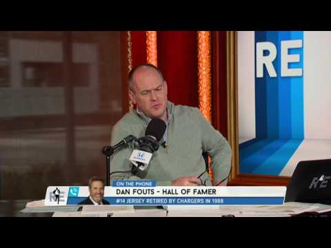 NFL Analyst Dan Fouts Says Charger Move To L.A. Could Have Been Avoided - 1/12/17