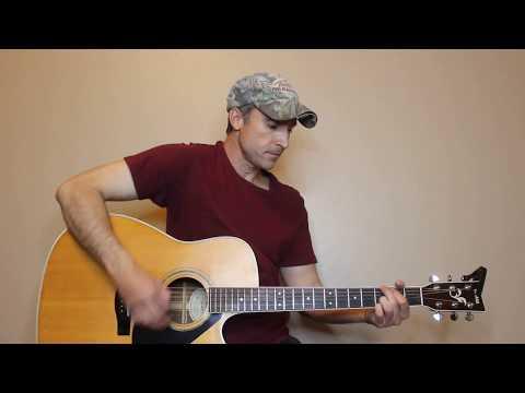 Brand New Man - Brooks & Dunn - Guitar Lesson   Tutorial