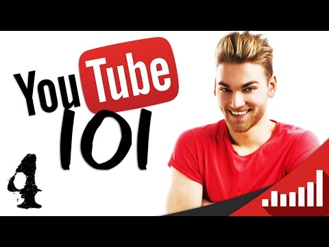 ★How to Make a Good Quality YouTube Video - YouTube101, ep. 4 ★