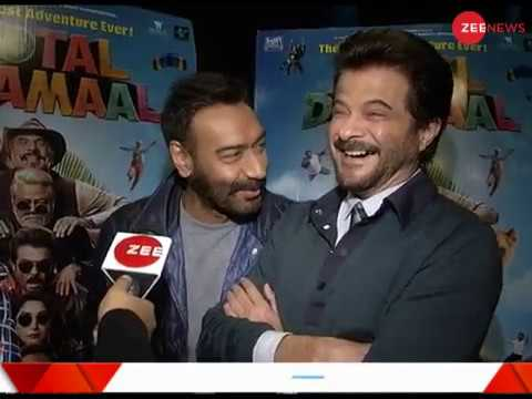 Exclusive Interview of Total Dhamaal star cast: Anil Kapoor, Madhuri Dixit, Ajay Devgn and more thumbnail
