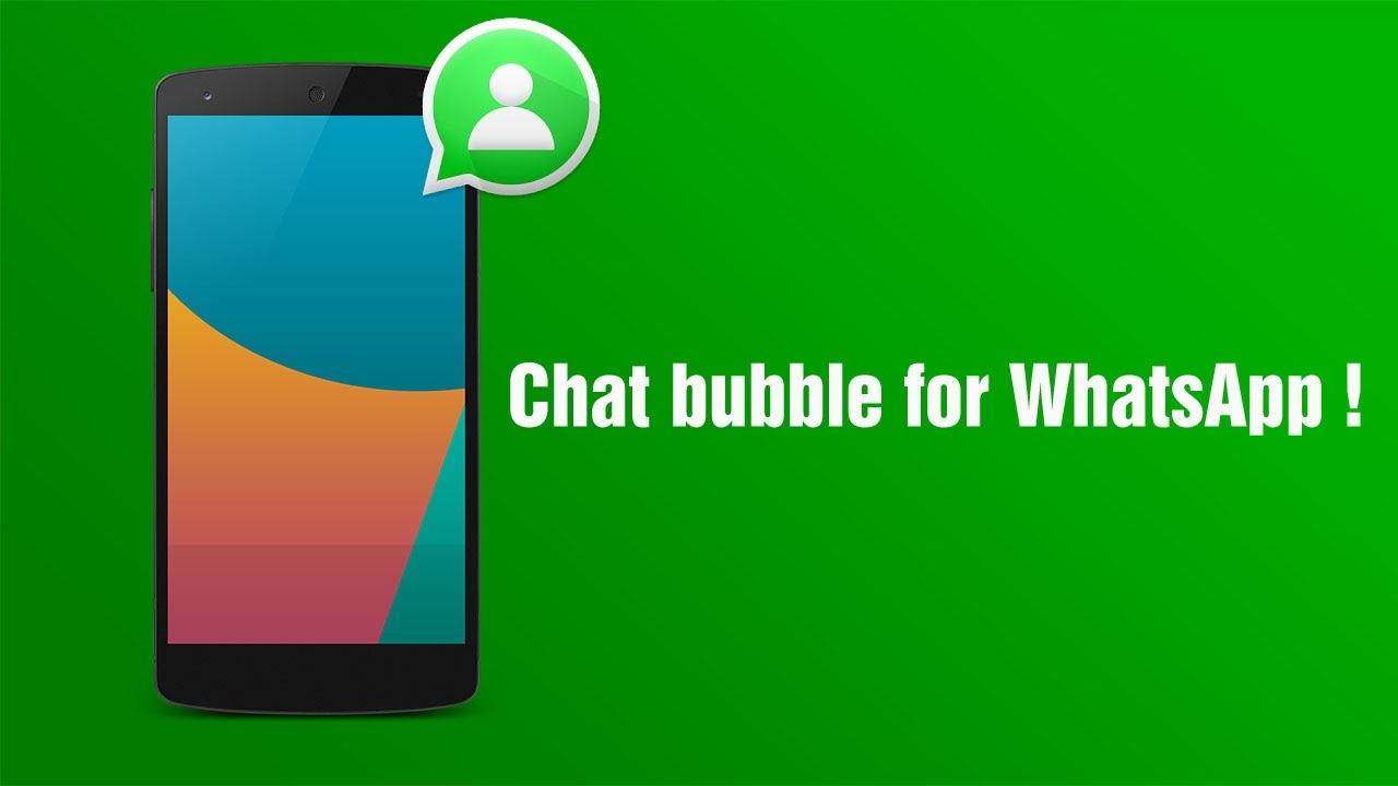 how to add chat bubble in whatsapp whatsbubbles youtube