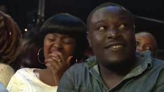 Jemutai makes people fall on ground  with laughter