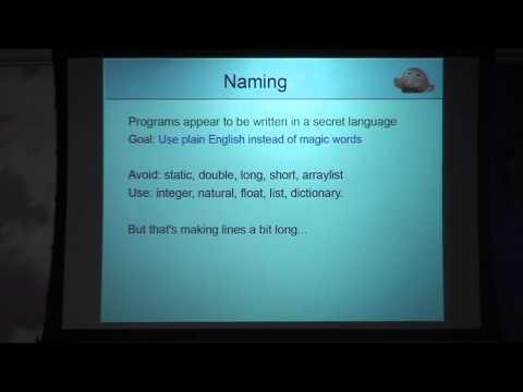 Zimbu Designing a Programming Language From Experience