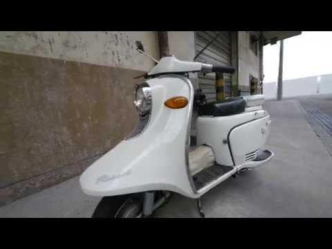 FUJI Rabbit Scooter S301 1968