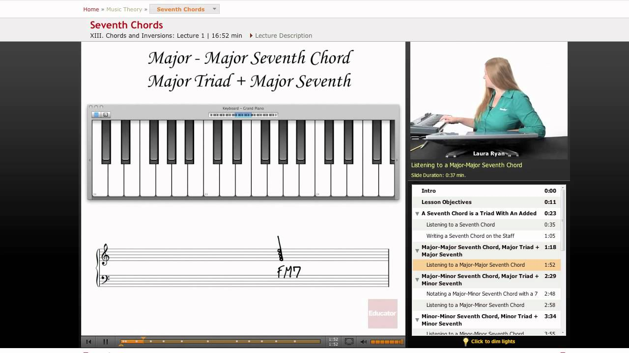 Music theory seventh chords youtube music theory seventh chords hexwebz Images