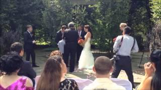 Выездное проведение свадебной церемонии Лонг-Айленд Нью-Йорк