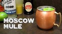 Moscow Mule - The Classic Highball of Vodka, Lime and Ginger Beer