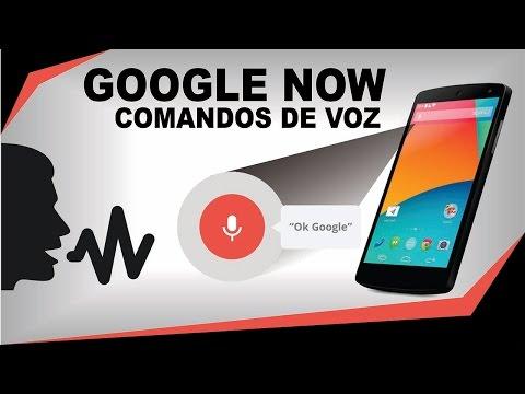 Google Now: 5 Comandos de voz que você PRECISA SABER !