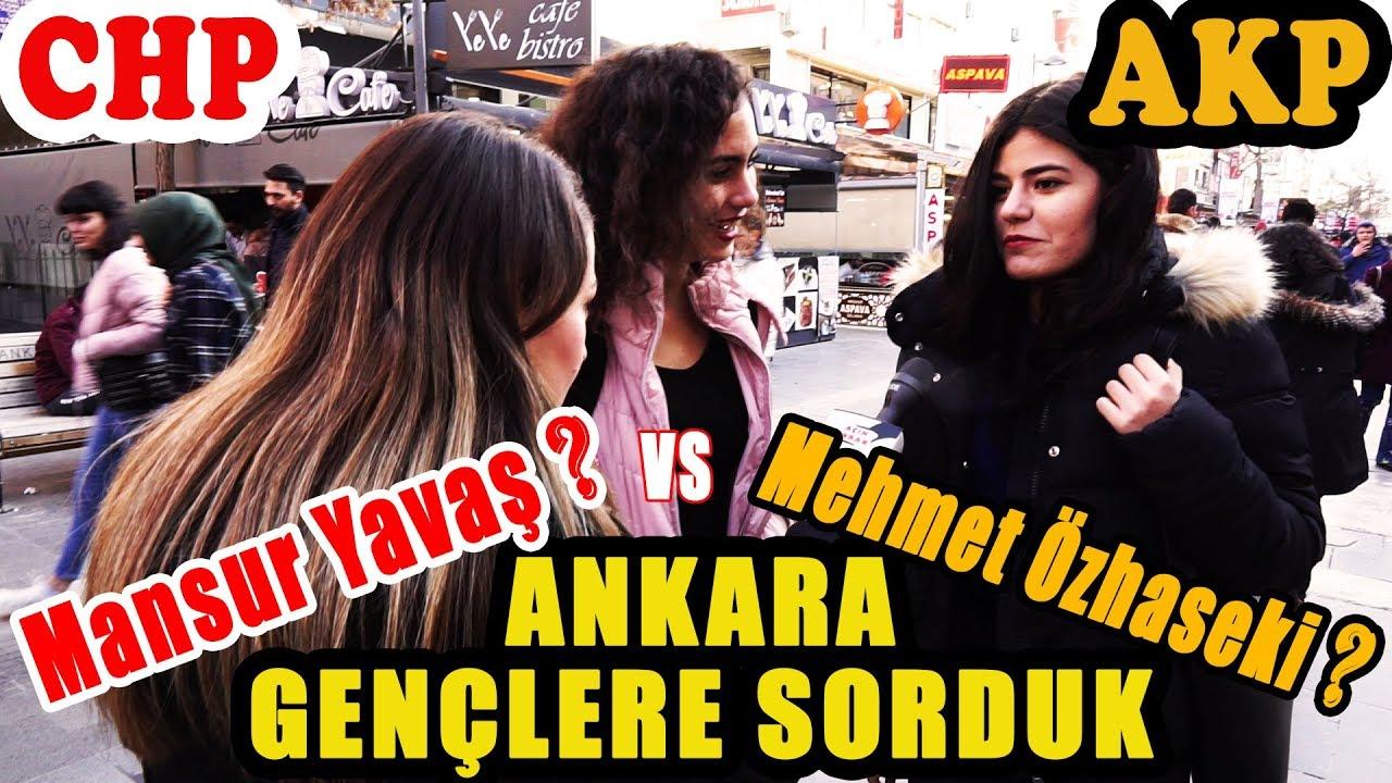 Mansur Yavaş mı, Mehmet Özhaseki mi? Kime Oy Vereceksiniz?