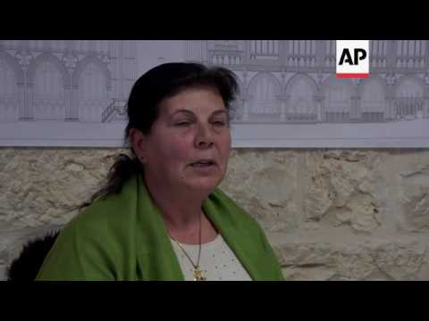 Christian Iconography school opens in West Bank