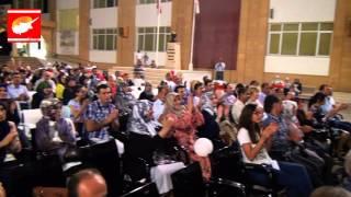 Hala Sultan İlahiyat Koleji Mezuniyet Töreni 2015