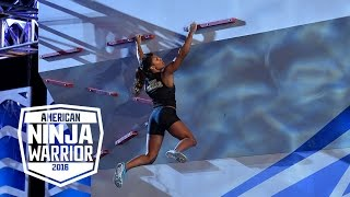 Meagan Martin at All-Stars Showdown Stage 3 | American Ninja Warrior