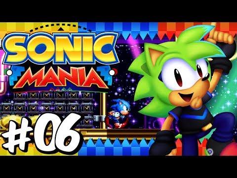 Sonic Mania (BLIND) | Part 6 - Stardust Speedway Zone | PlayStation 4