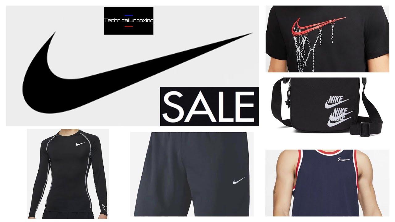 Lazada Sale Unboxing Nike Haul Sale Nike Dri Fit - Nike Small Bag - Nike Dri-FIT Men's Pro
