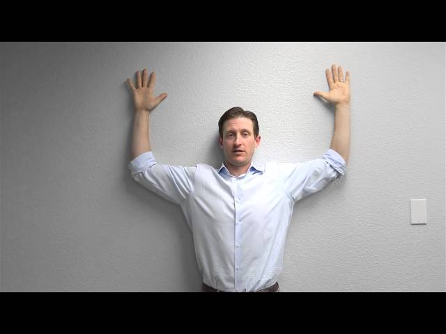 Wall Angels | Momentum Sports Therapy