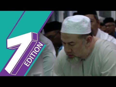 Sultan Muhammad V Resting Following Treatment
