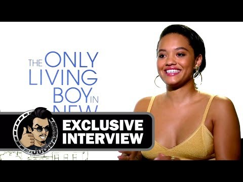 Kiersey Clemons Exclusive THE ONLY LIVING BOY IN NEW YORK Interview