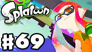 Splatoon - Gameplay Walkthrough Part 69 - Turf Wars with Yasha! (Nintendo Wii U)