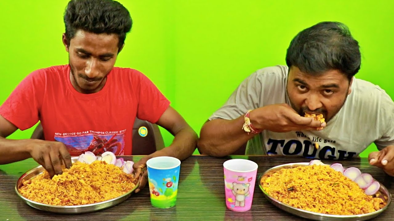 CHICKEN FRIED RICE KA MAZEDAAR CHALLENGE
