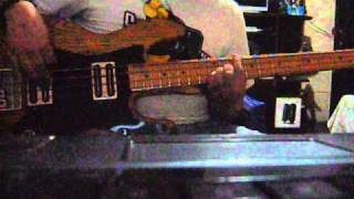 apuesta por el rock and roll cover bass
