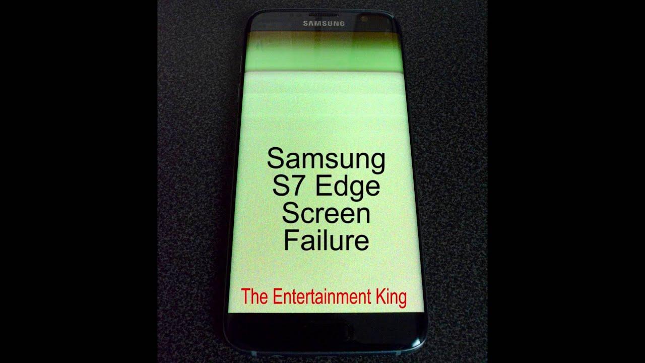 Samsung galaxy s7 edge screen auto rotate fix 8