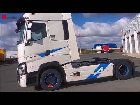 Découvrez le Renault Trucks T High Alpine.