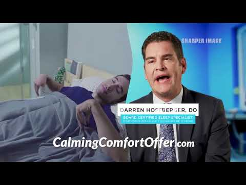 Allstar Products Groups Calming Comfort By Sharper Image Official