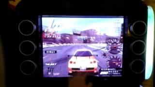 midnigt maximum tune 3DX+(Nissan skyline R34 wearing Pacman Sticker