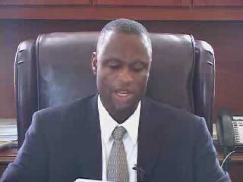 St. Kitts & Nevis Post-Cabinet Briefing by Nigel Carty (April 28, 2010)