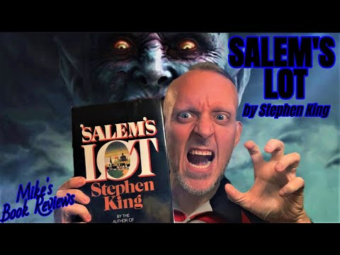 Salem's Lot by Stephen King Spoiler-Free Book Review (Into The Multiverse #2)