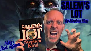 Salem's Lot by Stephen King Book Review (Into The Multiverse #2)