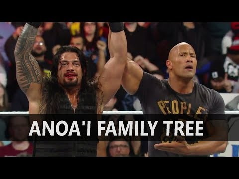 WWE Anoa'i Family Tree | 6 Things You Probably Didn't Know About The Anoa'i Family
