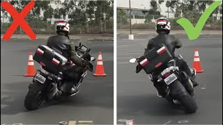 How To Swerve On A Motorcycle! ~ MotoJitsu