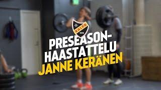 Preseason-haastattelu: hyökkääjä Janne Keränen
