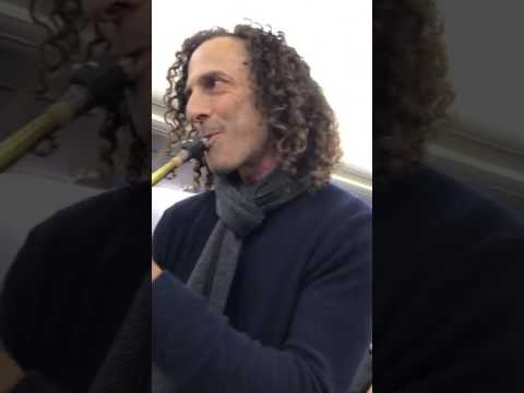 Kenny G Assaulted on Airplane