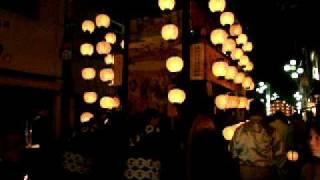 2008 春日神社(篠山市) 秋の例祭 山鉾巡行 宵宮 【読者投稿ビデオ】 投...