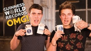 Making Tea with Malfie // The Record Slam (Ep43)