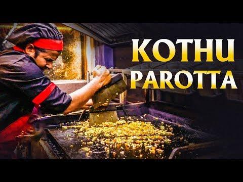 Amazing Chicken Kottu Paratha   Indian Street Food   Amazing Cooking Skills   Hyderabad Street Food