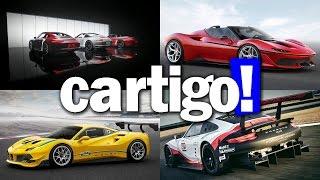 Apc - Cartigo!#14 - Porsche e Ferrari