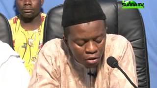 Sheikh Aminu Ibrahim Daurawa (1436/2015 Tafsirin Ramadan 22)